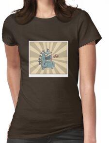 NeoPet FireBall Womens Fitted T-Shirt