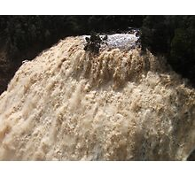 Raging Falls Photographic Print