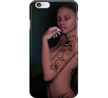 Determine your fate iPhone Case/Skin