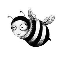 Crazy Bee by Lea-Poupaert