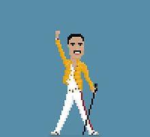 Freddie by pixelfaces