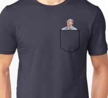Pocket Chris Evans Unisex T-Shirt