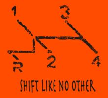 Shift like no other - VW Gear Shift by melodyart