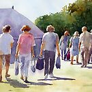 A good day at the fair by Ann Mortimer