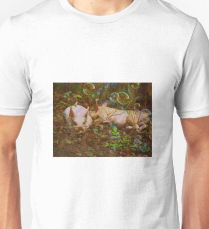 Precious Piggy Dreams Unisex T-Shirt