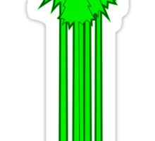 Tall Pines Green Sticker