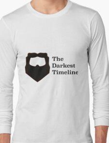 The Darkest Timeline Long Sleeve T-Shirt