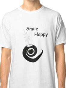 Smile Happy Classic T-Shirt