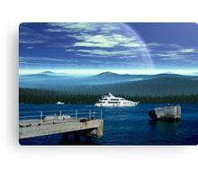 Forest World - Earthsea Canvas Print