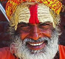 No Sad Sadhus 3 by AlliD
