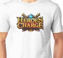 heroes charge Unisex T-Shirt