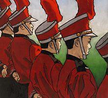 Marching Band by saintdakota