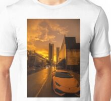 Downtown Mornings Unisex T-Shirt