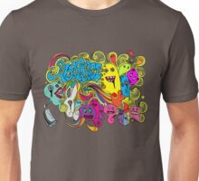 Abstract in a Can Unisex T-Shirt