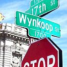 STOP ON WYNKOOP  by dragonindenver
