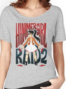 Hammer Girl Women's Relaxed Fit T-Shirt