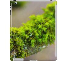 Mossy Branch iPad Case/Skin