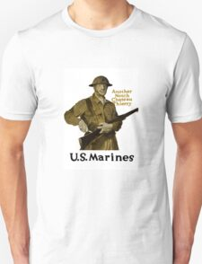 US Marines -- Another Notch Chateau Thierry  Unisex T-Shirt