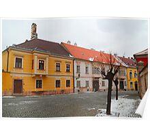 Colours of Győr Poster