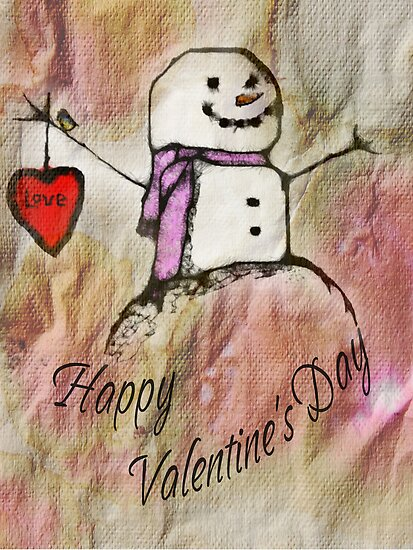 Happy Valentine's Day by Shelly Harris