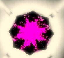 Pink Crystal by Livvy Young