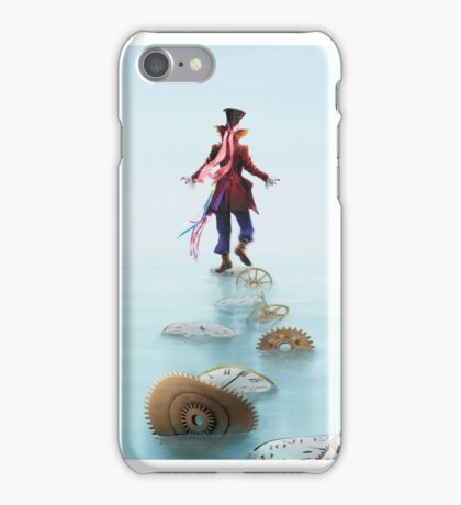 Alice through the Looking Glass iPhone Case/Skin