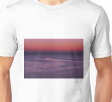 Sunrise from the Boca Grande Pier Unisex T-Shirt