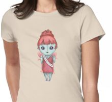 My Little Accident Womens Fitted T-Shirt