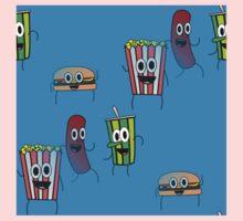 movie popcorn Baby Tee