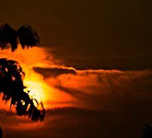 Koh Samui, the sky is burn...Got Featured Work by Kornrawiee