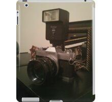 Old school canon camera :) iPad Case/Skin