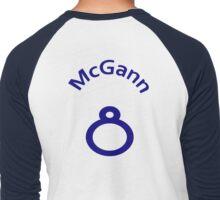 Doctor Who - Baseball Tees - Eighth Doctor Men's Baseball ¾ T-Shirt