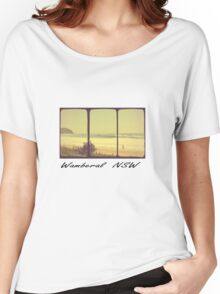 Wamberal NSW Women's Relaxed Fit T-Shirt