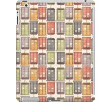Assorted Police Boxes iPad Case/Skin