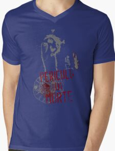 Pericolo di morte - Two-Faced Monster: Life and Death - V2 Mens V-Neck T-Shirt