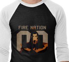 Fire Nation Ozai Men's Baseball ¾ T-Shirt