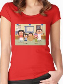 The Belchers Women's Fitted Scoop T-Shirt