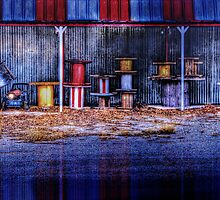 Fruit Stand - Sunset Texas by jphall