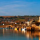 Axmouth Harbour by dave-vaughan