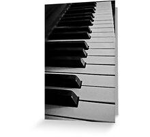 Let's make melody Greeting Card