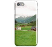 Rural Norway iPhone Case/Skin