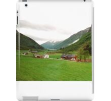 Rural Norway iPad Case/Skin