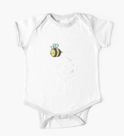 I Watch the Bees One Piece - Short Sleeve
