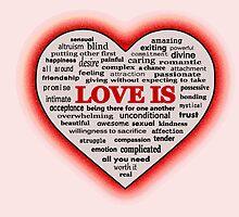 Love Is by Anastasiya Malakhova