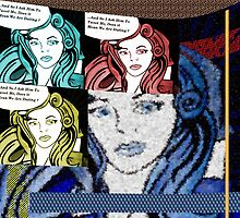 Blue Bird Version 3 by Zara Lockwood