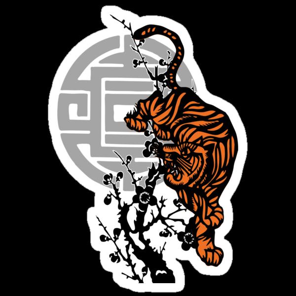 Tiger T by G. Patrick Colvin