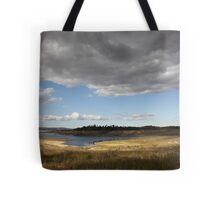 Big Stormy Sky Tote Bag