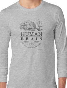 Science - Human Brain Long Sleeve T-Shirt
