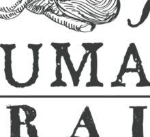 Science - Human Brain Sticker