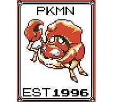 Kingler - OG Pokemon Photographic Print